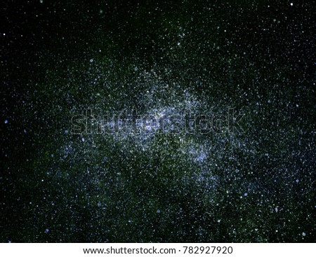 Cosmos sky background
