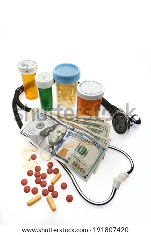 Cost of drugs in the health care system