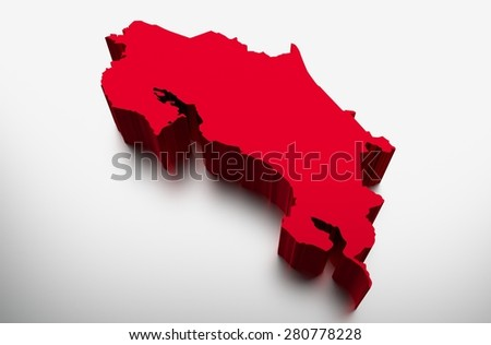 Costa Rica - stock photo
