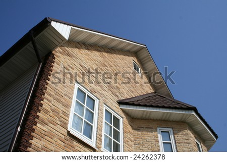 Cottage - stock photo