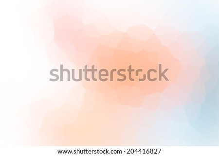 Cotton Candy Mosaic Background