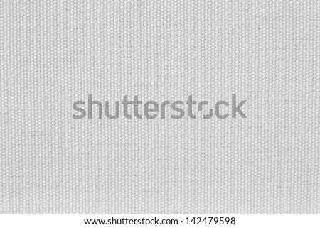 cotton horizontal background - stock photo