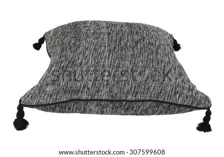 cotton pillow - stock photo