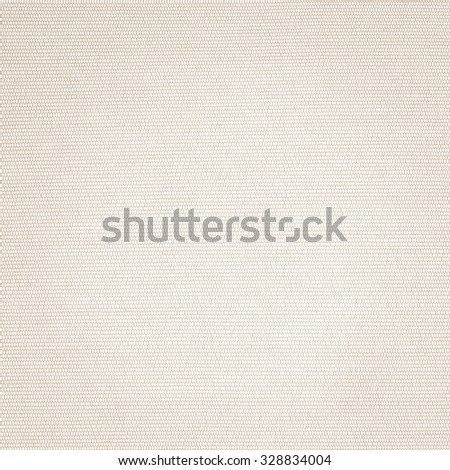 Cotton silk natural blended fabric wallpaper texture pattern background in light pastel pale sepia beige brown tan color tone: Woven clothe textile textured detailed patterned backdrop    - stock photo