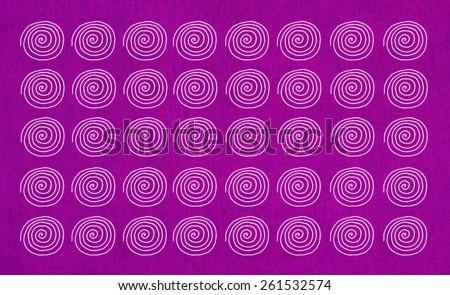 cotton texture - stock photo