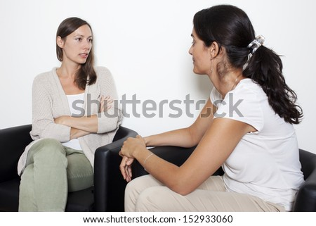Counseling - stock photo