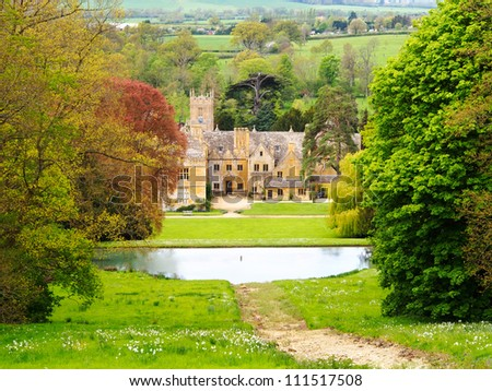 country house, manor house, stately home, castle