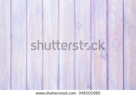 Country purple wooden table background texture - stock photo