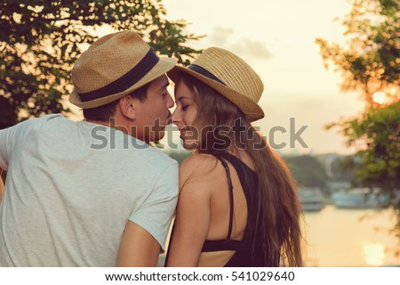 Couple In Love Stock Images, Royalty-Free Images & Vectors ...