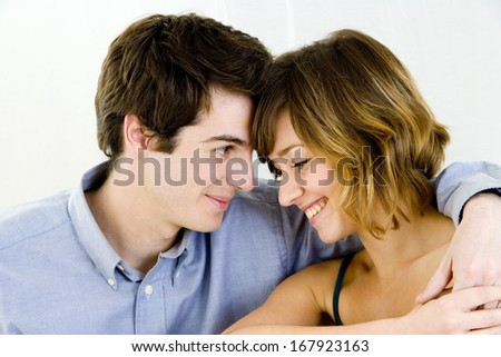Couple In Their 20S, Inside
