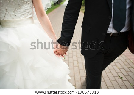 couple's hands