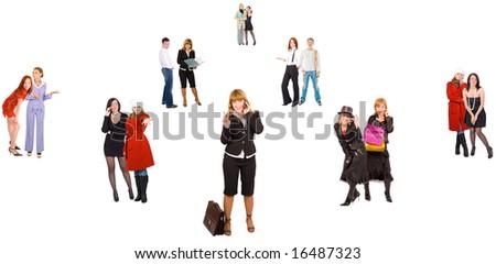 couples - stock photo
