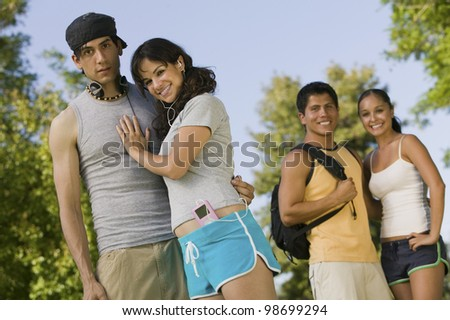 Couples - stock photo