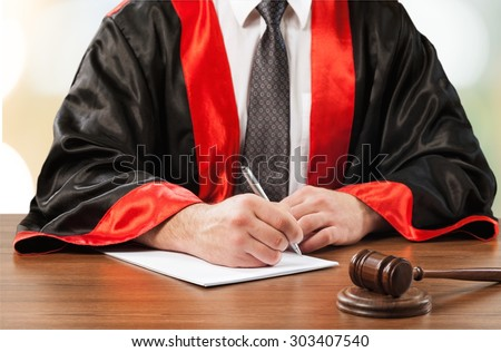 Court, law, legal. - stock photo