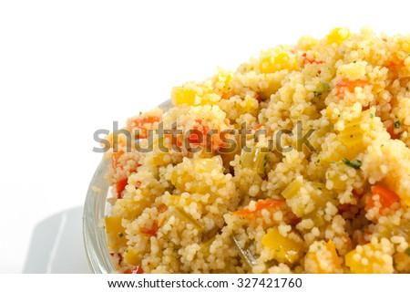 couscous restaurant - stock photo