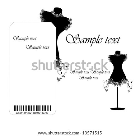 couture - stock photo