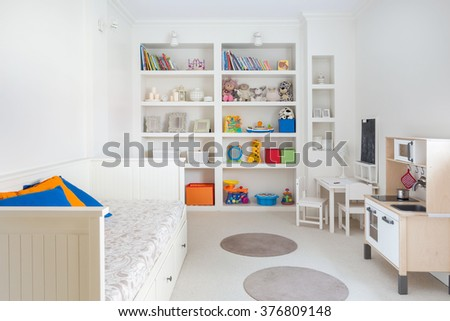 Cozy and beautiful room for a child