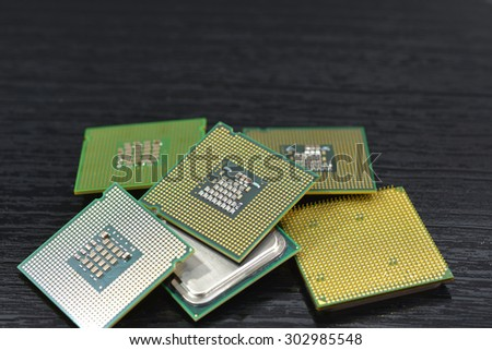 CPU/Central processing unit necessary to information processing