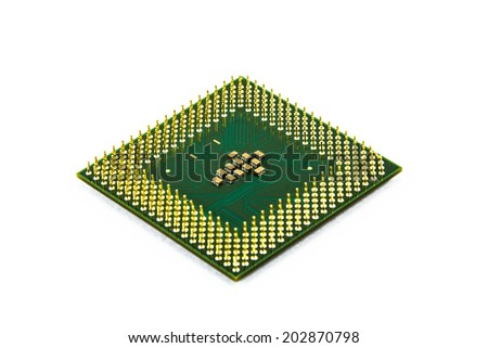 cpu isolated processor  unit