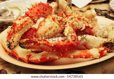 Crabs - stock photo