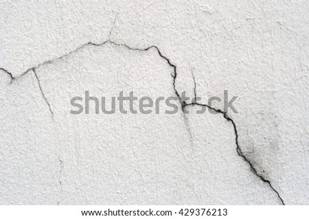 crack wall