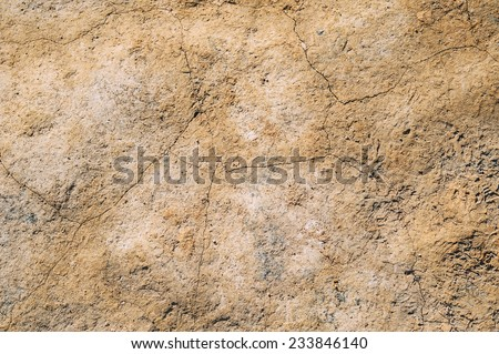 cracked dry mud earth background texture - stock photo