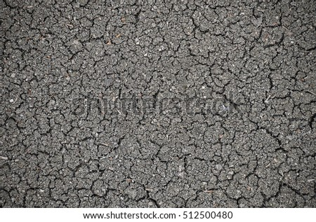 cracked or dried ground/earth texture background. aridity, desolation and dryness concept.