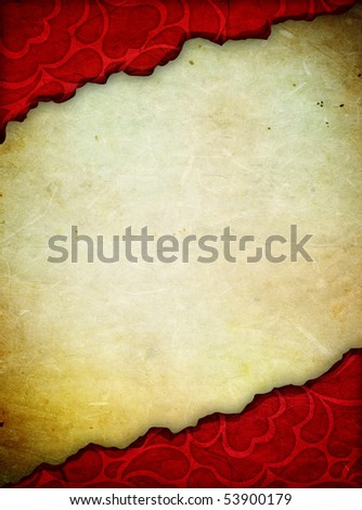 cracked vintage shabby background with classy patterns