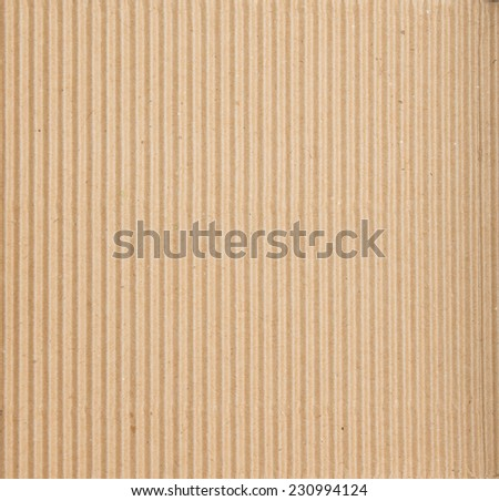Craft eco textured ribbed paper sheet background beige color for cards and other design ideas beige color - stock photo