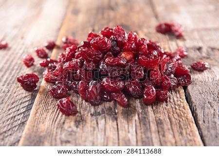 cranberry - stock photo