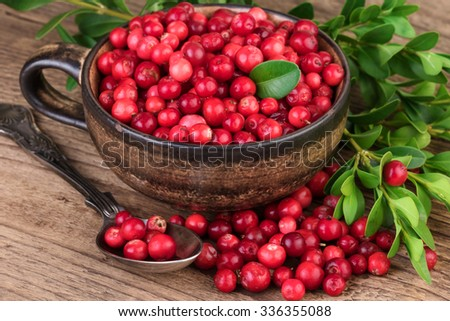 Lingonberry Or Cranberry Jam Recipe — Dishmaps