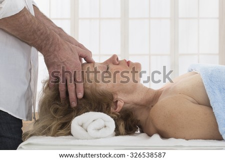 cranial osteopathy therapy