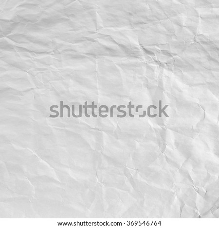 Crashed paper background - stock photo