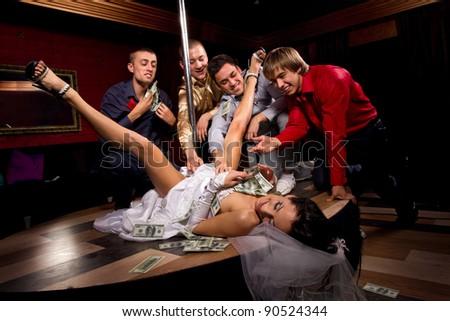 Free strip party