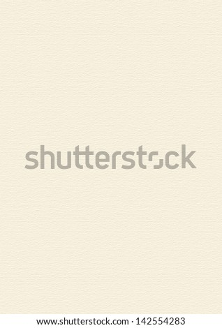 Cream, Beige Paper Texture Background with a soft horizontal texture - very large format