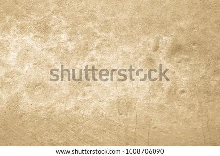 Cream Concrete Stone Background Use Wall Stock Photo (Royalty Free ...