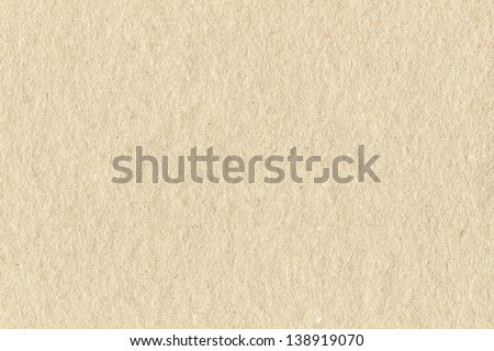 cream handmade paper texture - stock photo