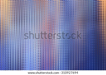 creative abstract blue tender texture with light stripes - stock photo