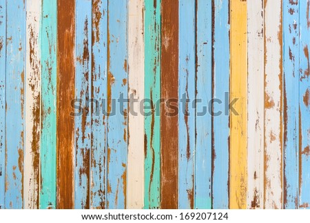 Creative abstract wood  material background for decorative vintage wallpaper - stock photo