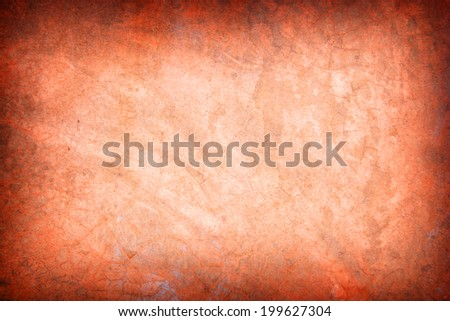 Creative background - Brown grunge wallpaper with space for your design