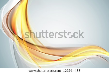 Creative Elegant Design  for your art-project - stock photo