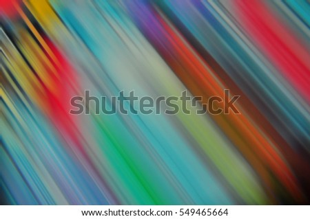 Creative rainbow colorful striped children's background filmed in motion texture Wallpaper line design web banner brochure booklet illustrations abstract art abstract