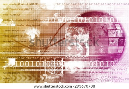 Creative Technology and Solutions in the Industry - stock photo