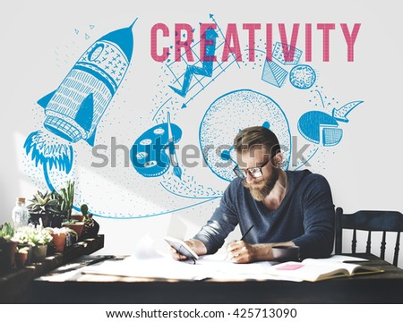 Creativity Ideas Imagination Light Bulb Concept