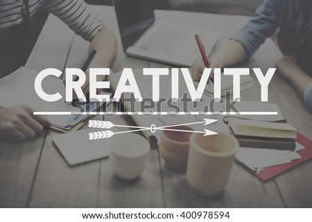 Creativity Ideas Inspiration Imagination Ability Skill Concept