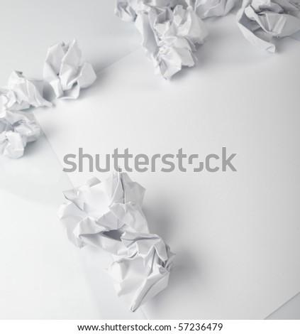 Creativity problems - stock photo