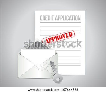 Credit Application Stock Images, Royalty-Free Images & Vectors