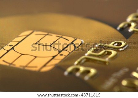 Credit card background,