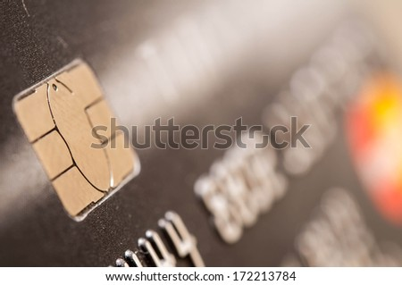 credit cards background. - stock photo