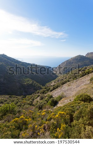 Crete - Greece - From the mountains to the sea